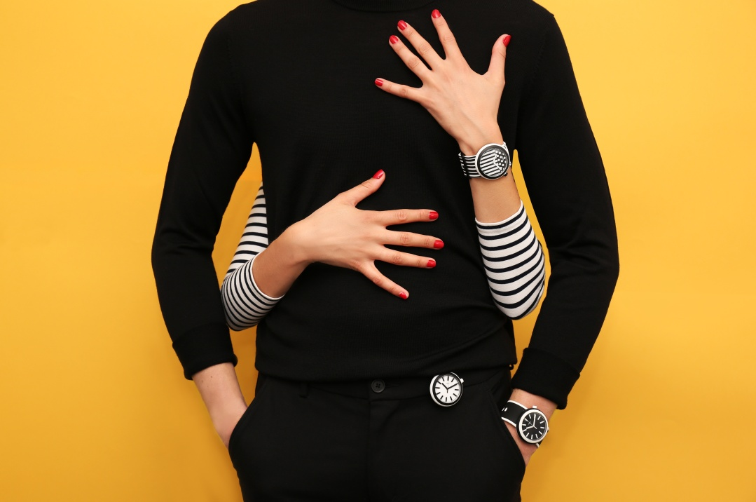 IN PICS: Swatch relaunches famed POP watch - WatchPro USA