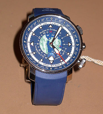 Arnold & Son Longitude II Trafalgar LE with Box and all Papers- Brand New- RARE