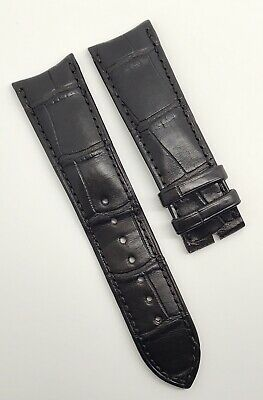 Authentic Arnold & Son 22mm x 18mm Brown Alligator Watch Strap Band OEM