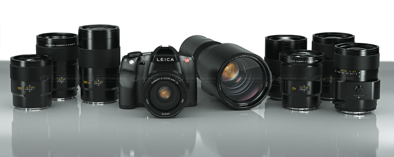 Leica S system specifications: Digital Photography Review