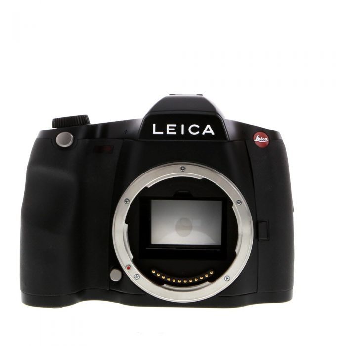 Leica S Type 007 Digital Camera Body {37.5MP} 10804 at KEH Camera