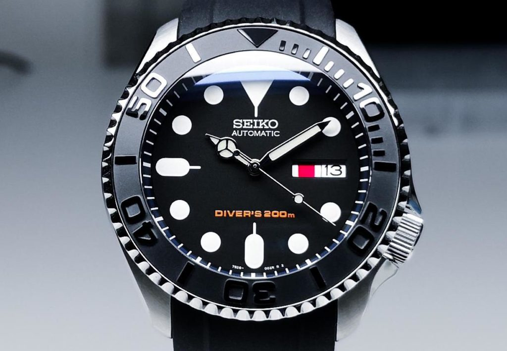 Top 5 Best Seiko Watches for Modding - WatchReviewBlog
