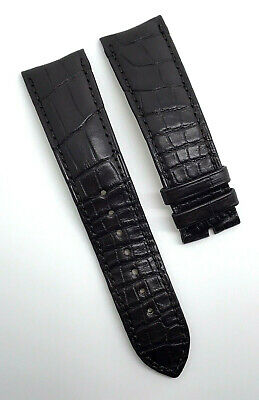Authentic Arnold & Son 22mm x 20mm Brown Alligator Watch Strap Band OEM